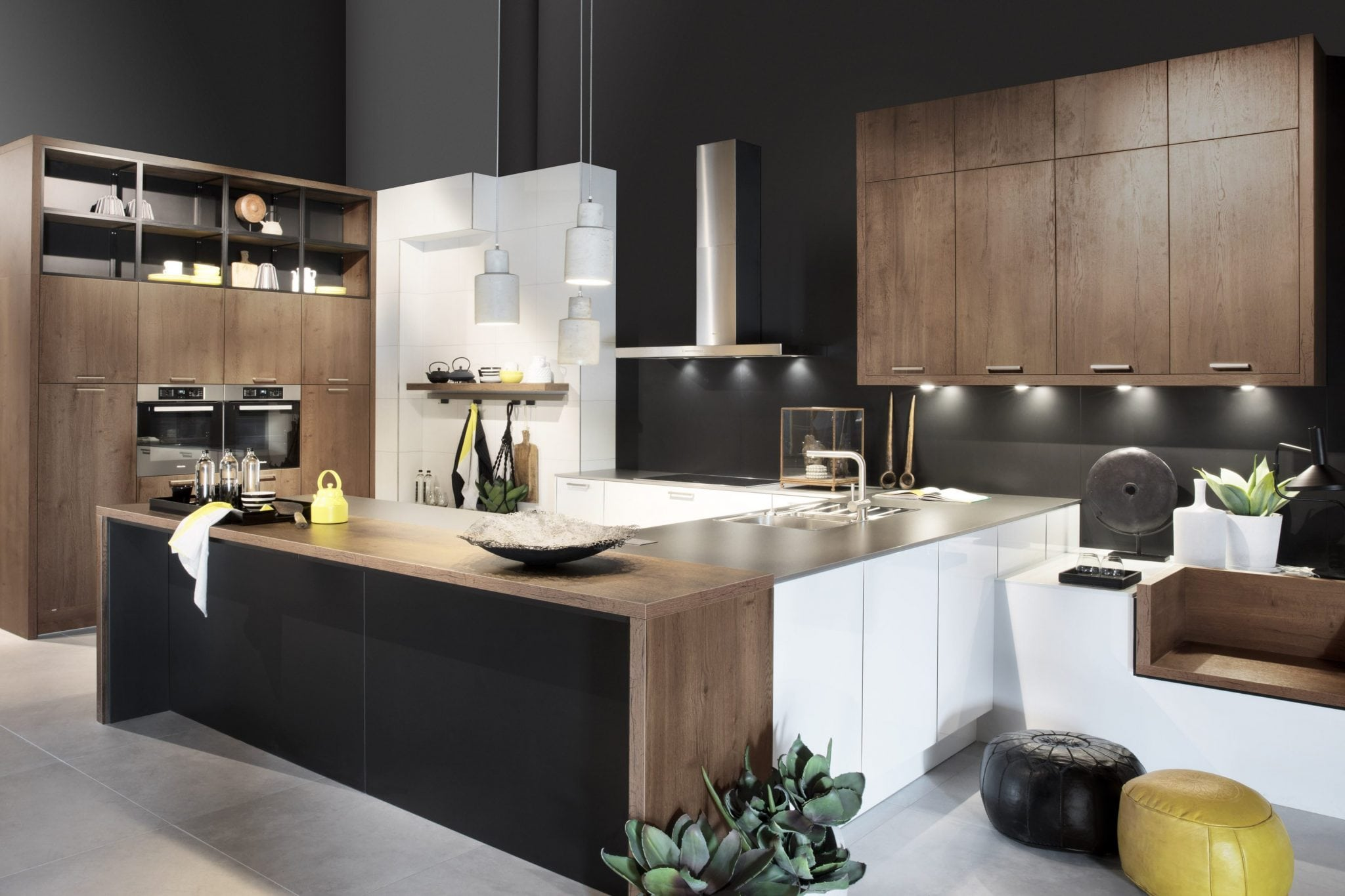 Luxe kitchens luxury german kitchens Kitchen design for elderly
