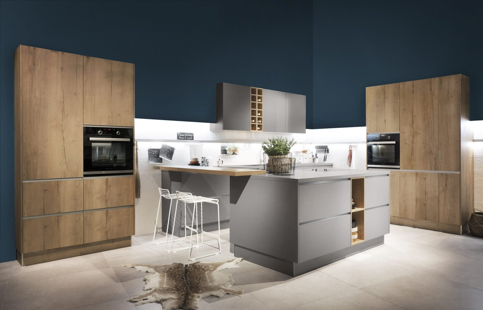 german kitchens | handleless kitchens | luxe kitchens